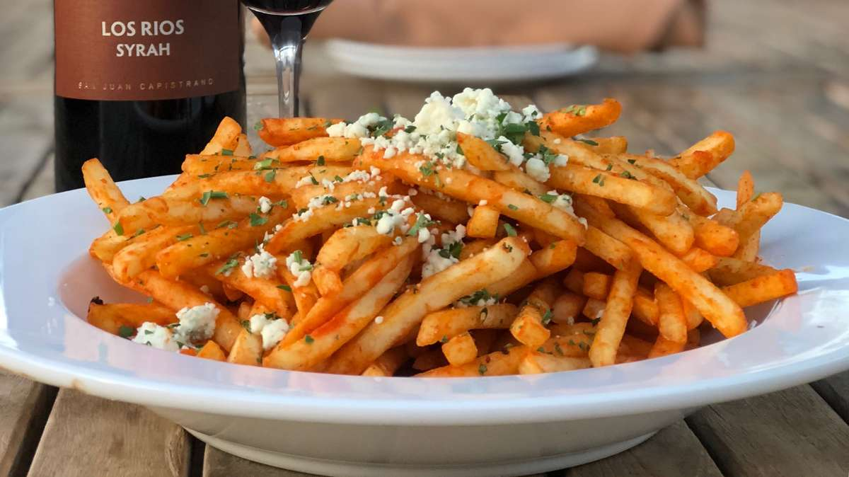 Gourmet French Fries