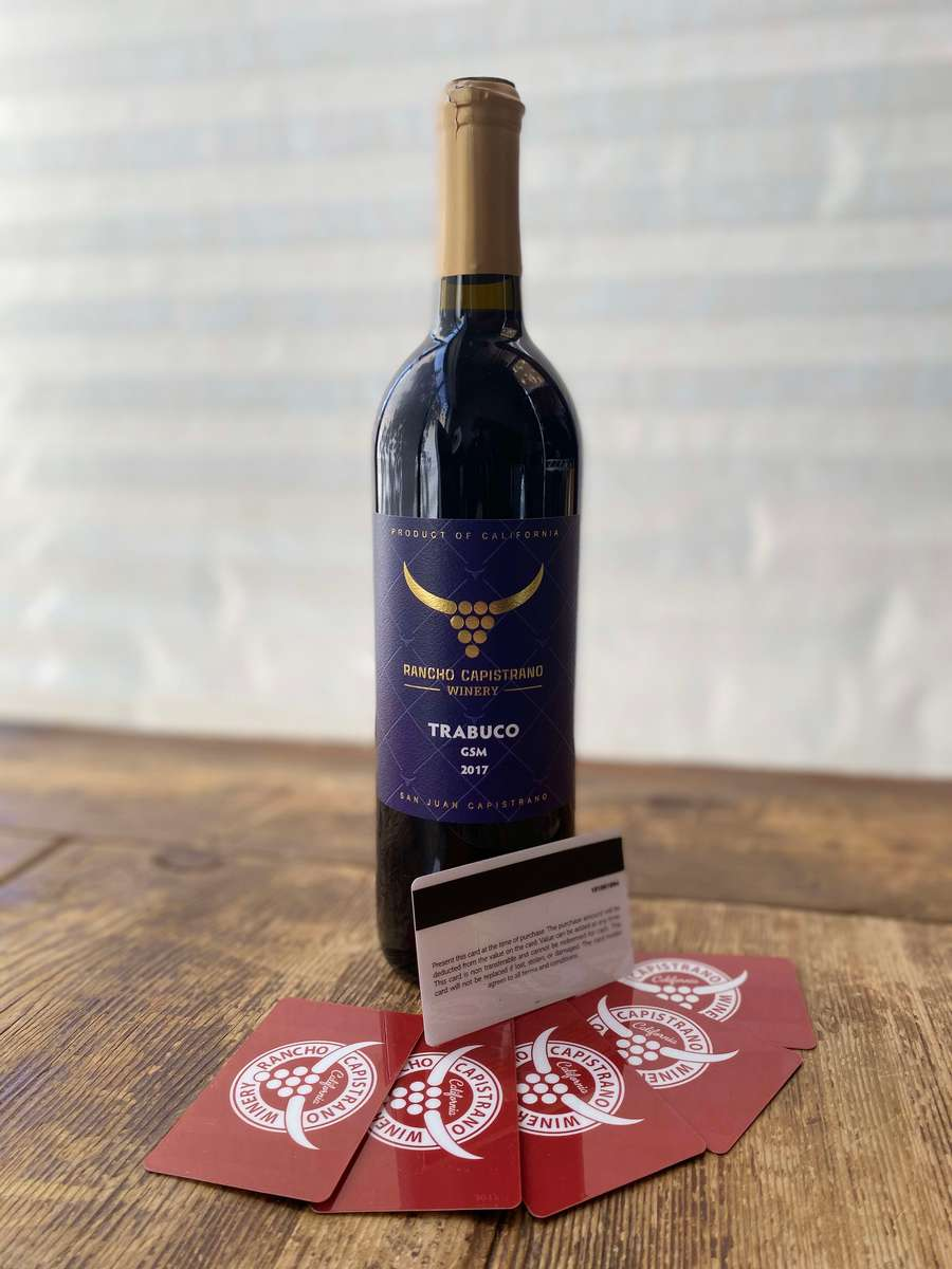 3 Reasons a Winery Gift Card is the perfect Christmas Gift