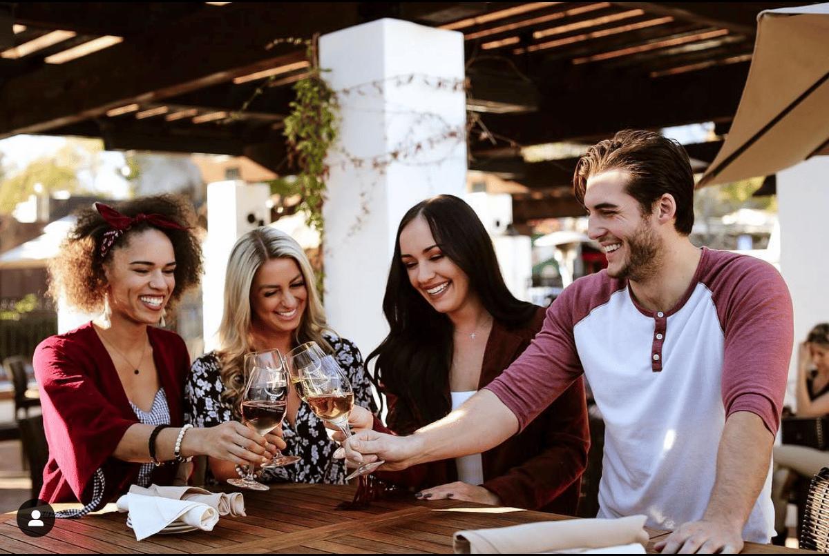 Wine Club afternoon