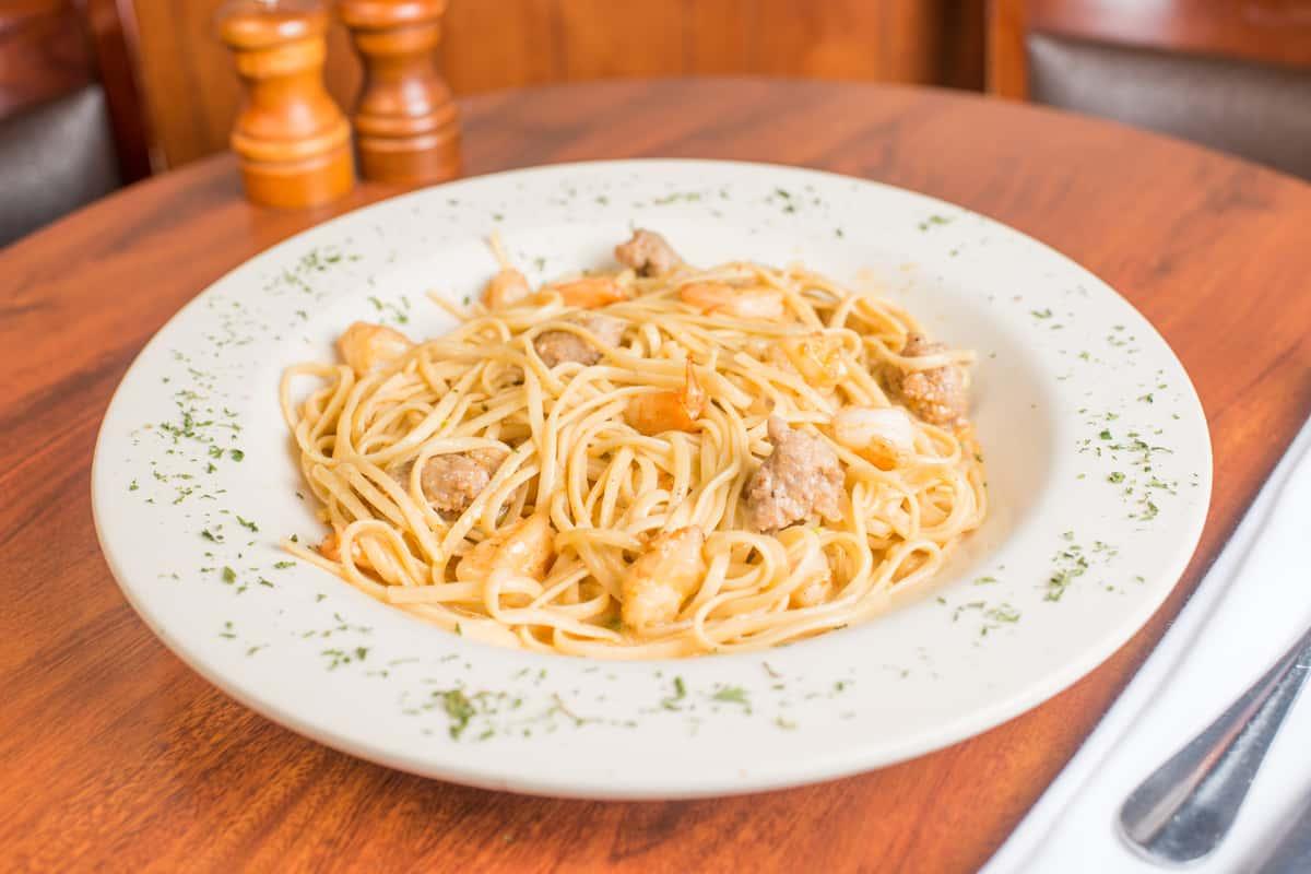 Cajun Linguini