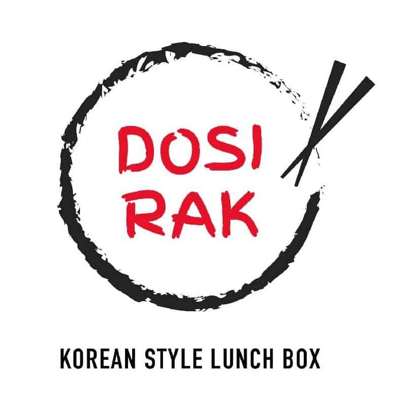 Dosi Rak - Korean Style Lunch Box