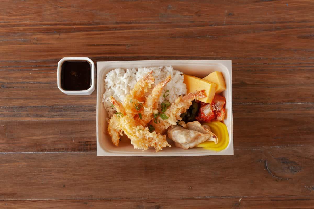Shrimp Tempura DOSIRAK