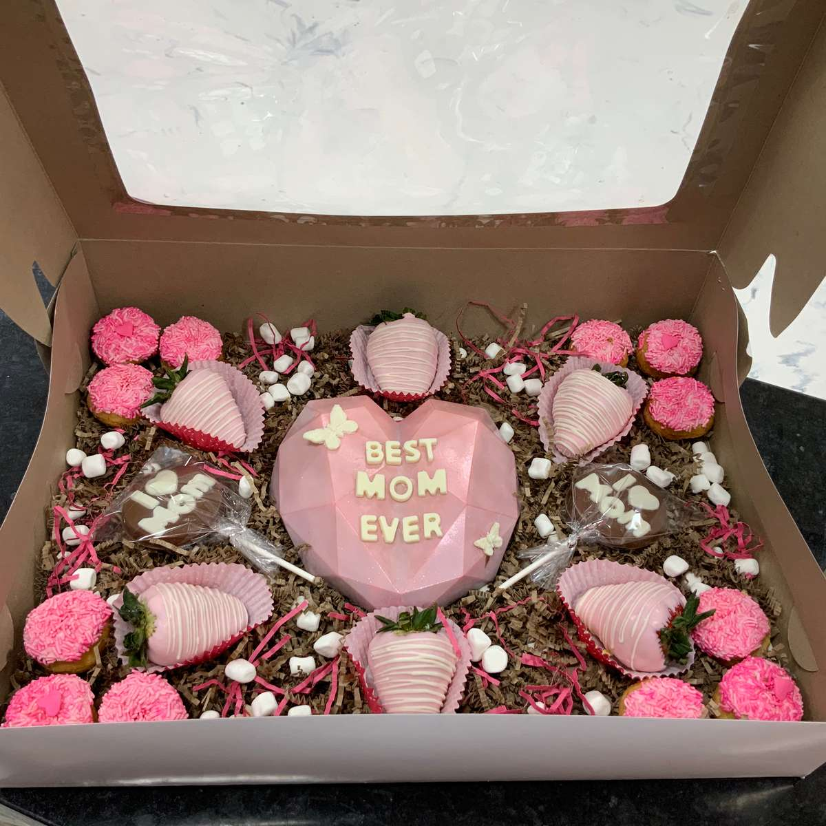 Mothers Day Signature Gift Box! She is done so much for you she Deserves only the BEST !