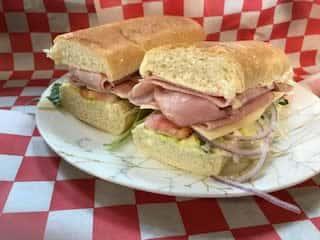 Ham, Tuna, Salami, or Bologna