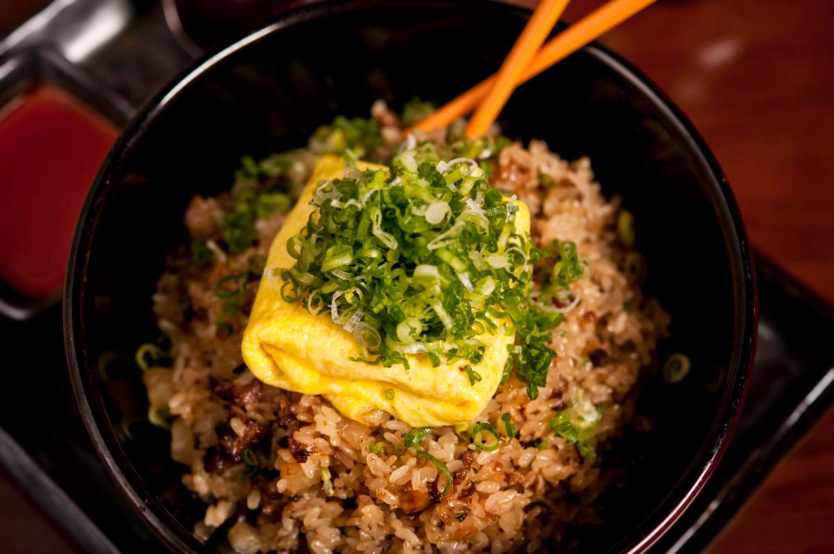 oxtail rice