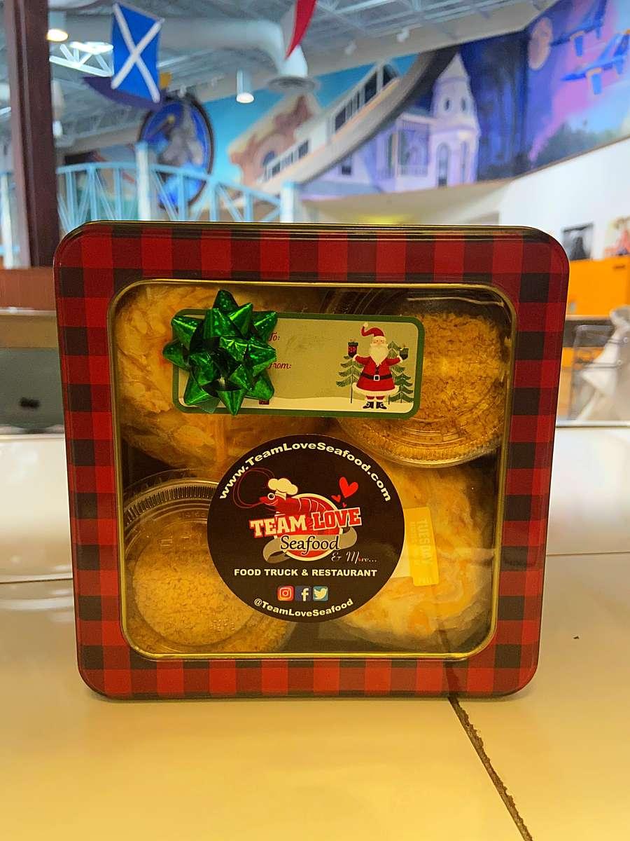 7 Cheese Sea and Soul Mac Bomb Kits