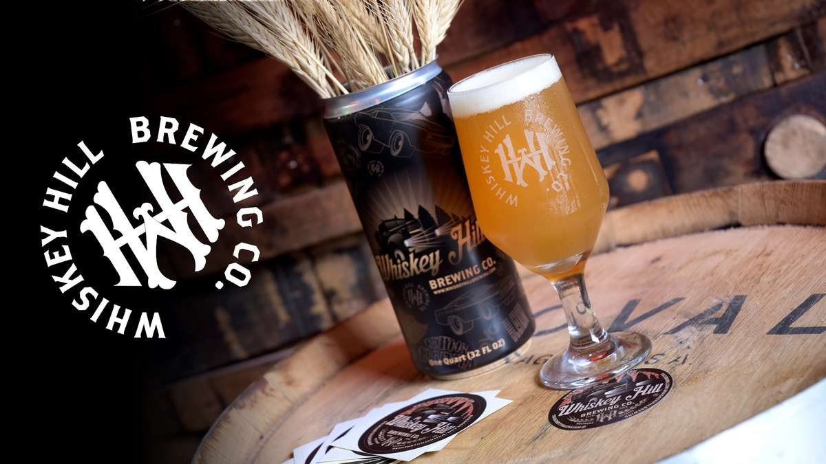 Whiskey Hill Beers on Tap now