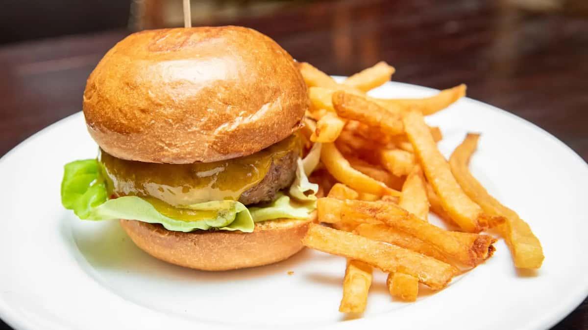 All American Burger +