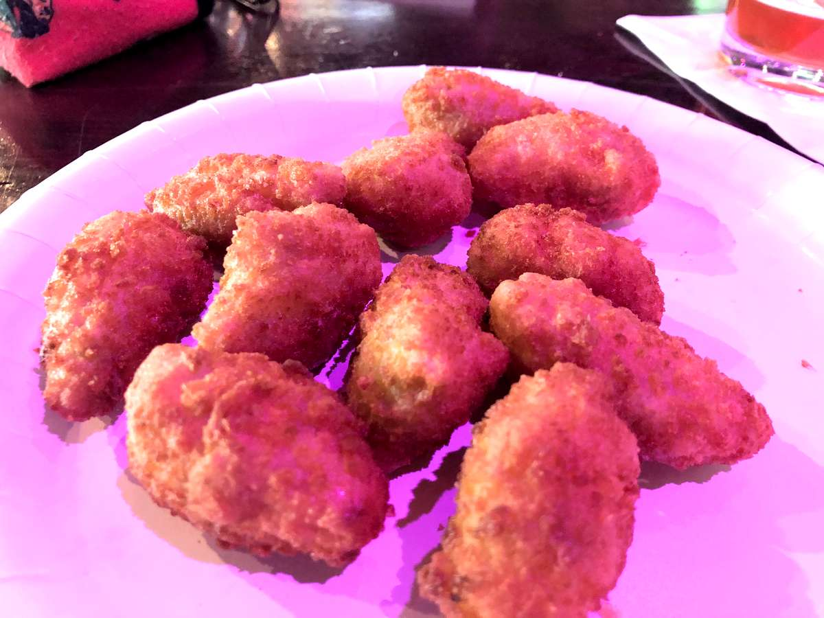 Cheddar Jalapeño Bites