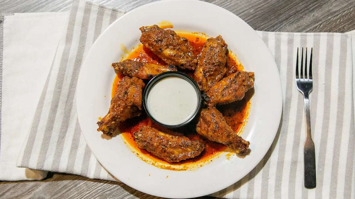 Tequila Wings