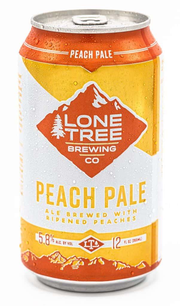 Lone Tree Brewing Co. Peach Pale Ale