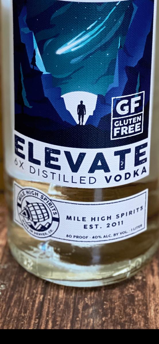 Elevate Vodka