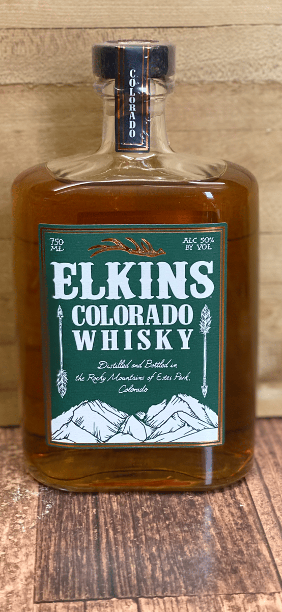 Elkins Colorado Whiskey