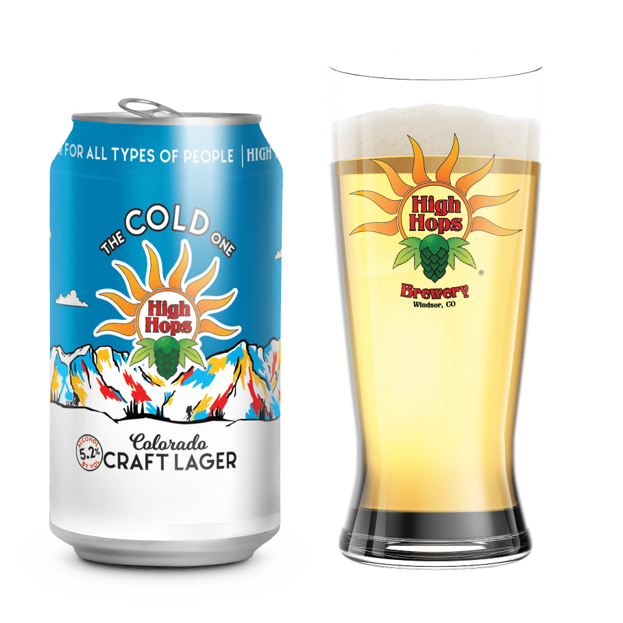 High Hops Brewery -The Cold One
