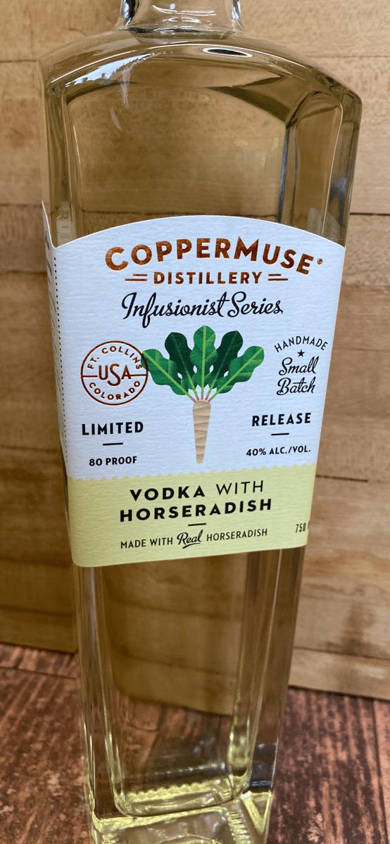 Horsetooth Horseradish Mary