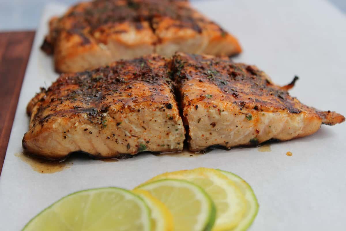 Short Smoked Salmon*