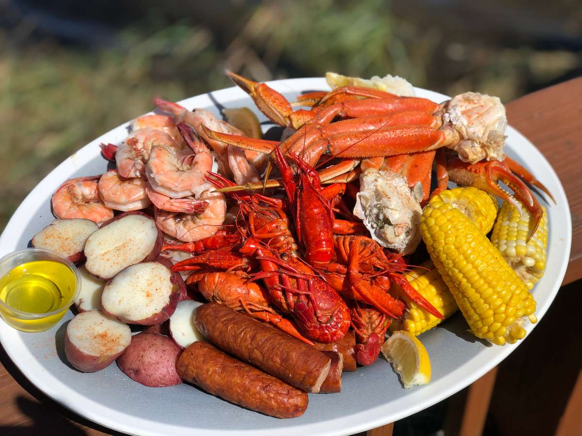 Palms Low Country Boil