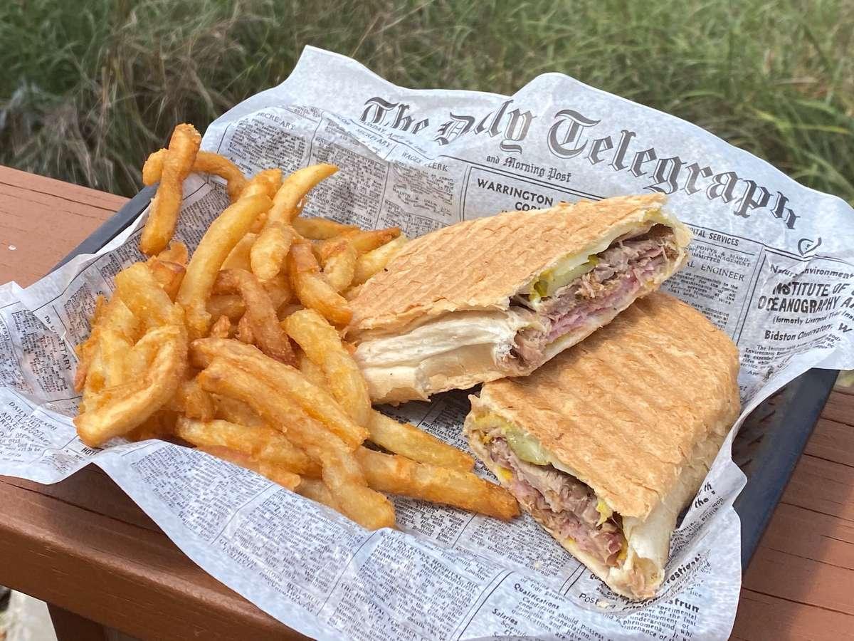 YBOR City Sandwich