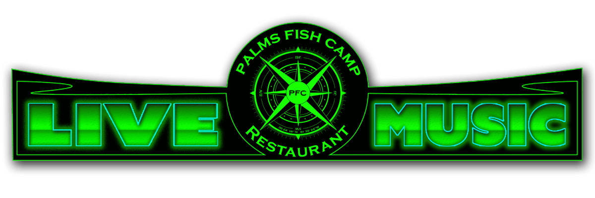 live music at palms fish camp restaurant