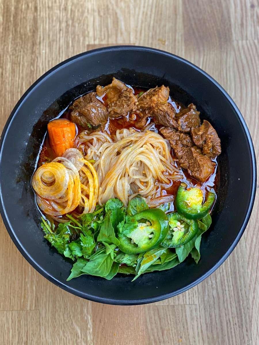 Hủ Tiếu Bò Kho / Beef Stew Phở