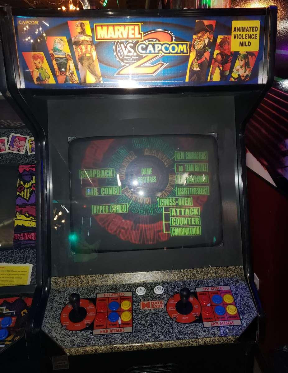 Marvel VS Capcom II