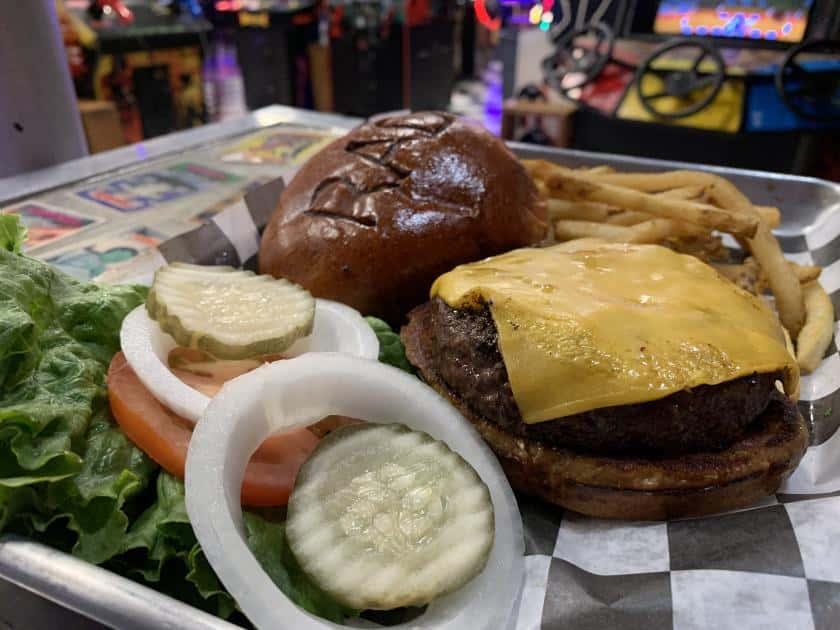 The Jigowatt Burger