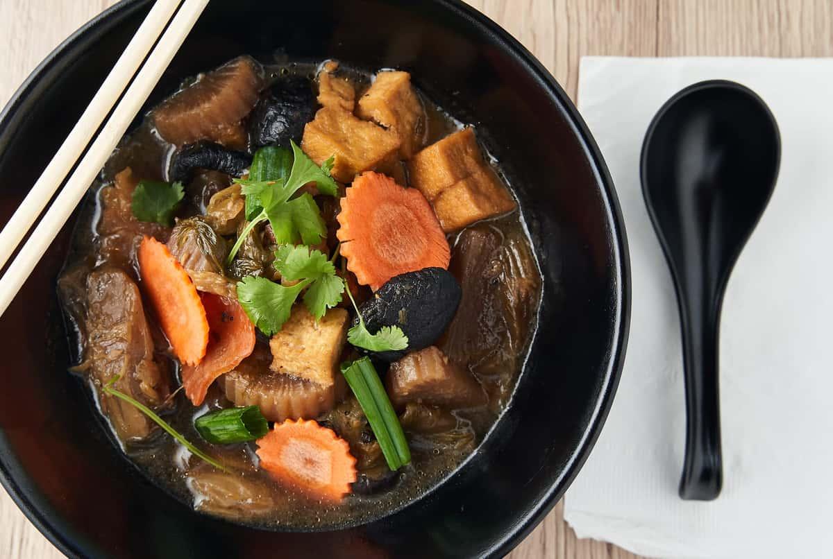 Thai Tasty Stew