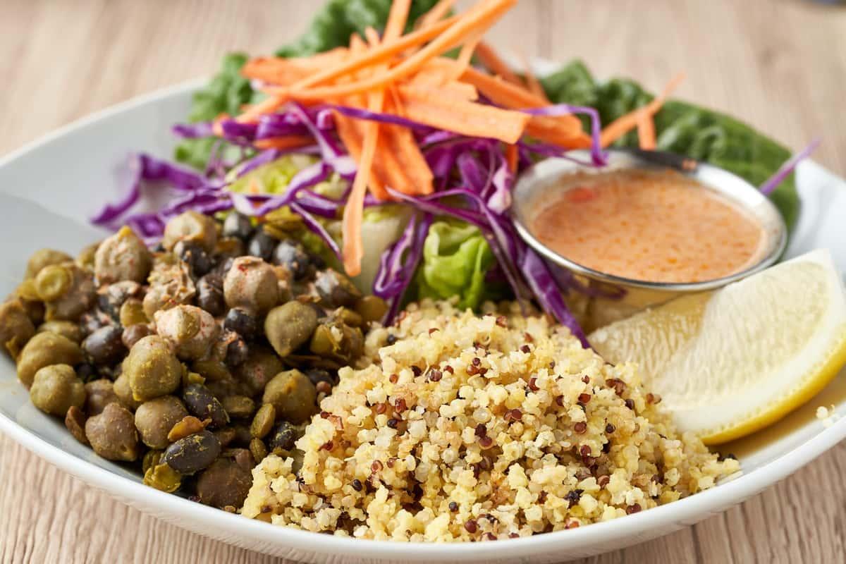 #7 Tasty Mixed Bean Salad