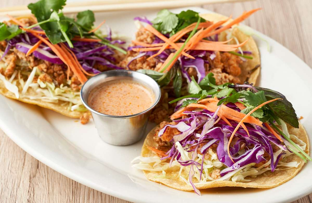 #4 Thai Street Tacos