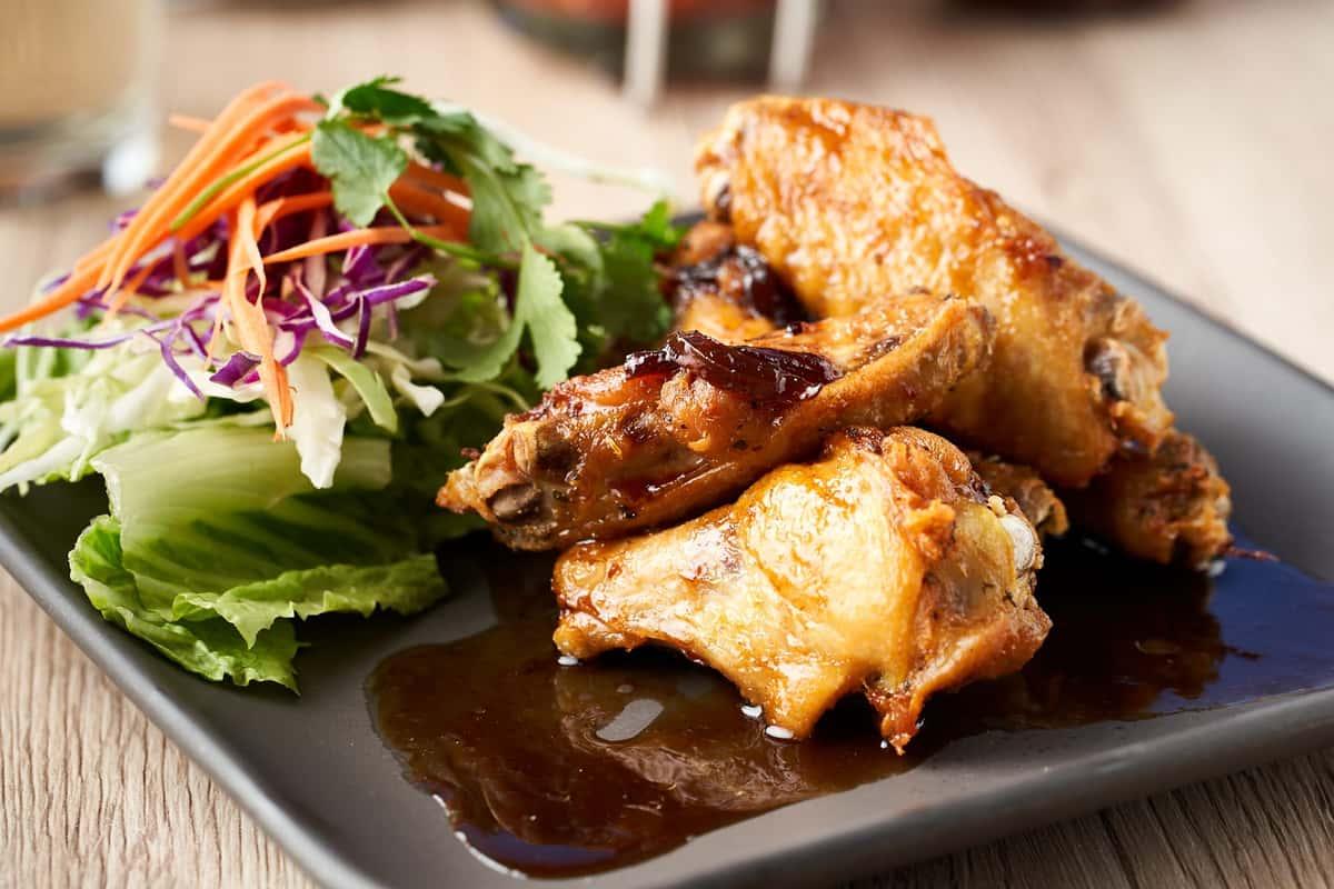 #1 Thai Chicken Wings