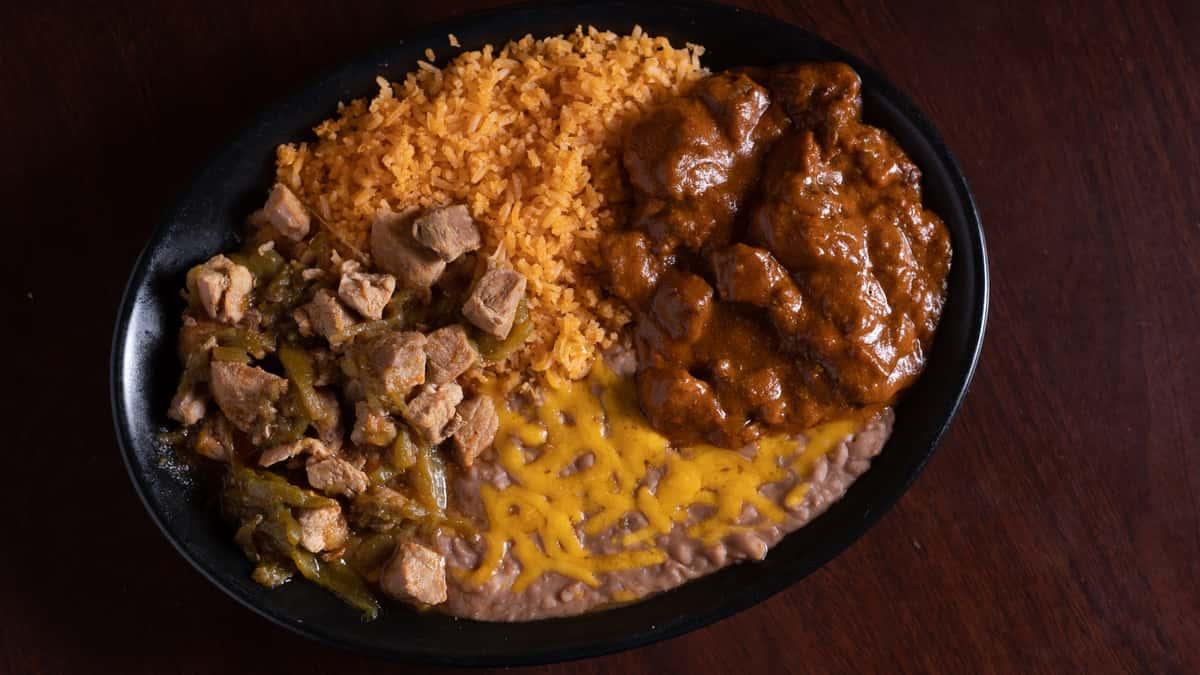 Carne con Chile Combo