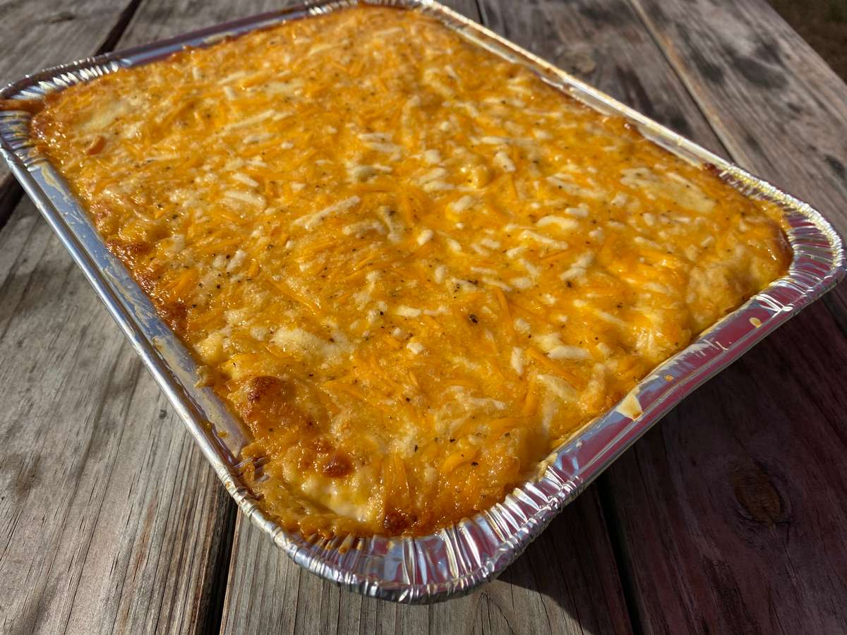 Take & Bake Mac & Cheese