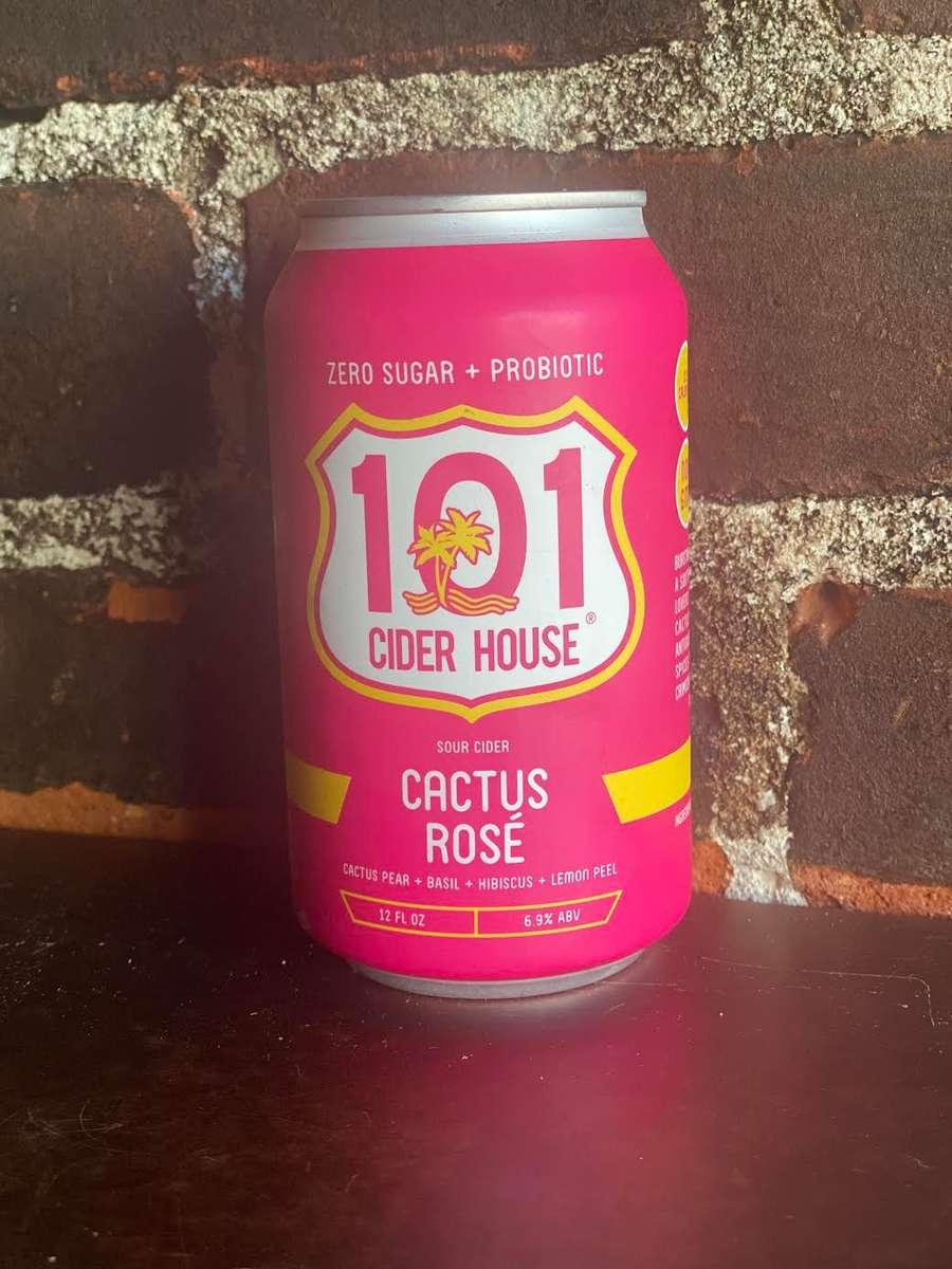 101 Cactus Rosé Cider