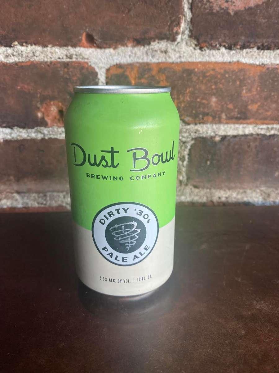 Dust Bowl Dirty 30's Pale Ale