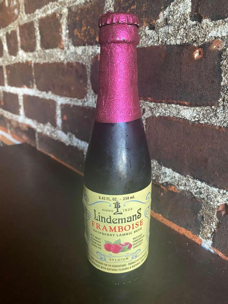 Lindeman's Framboise Raspberry Lambic