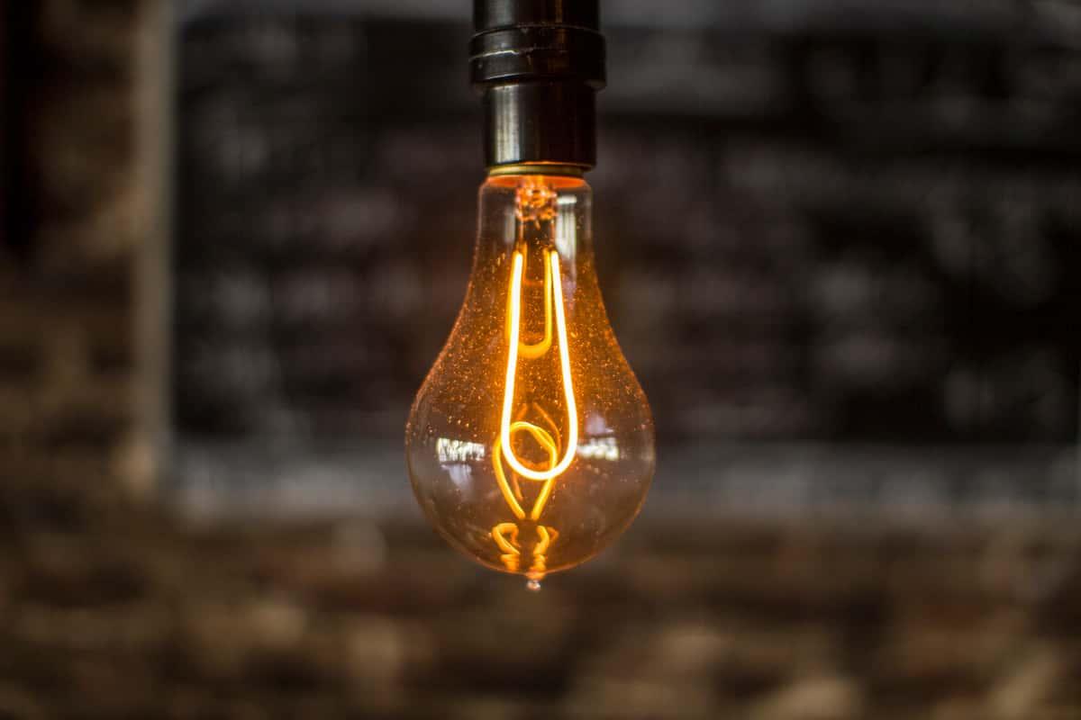 interior light bulb