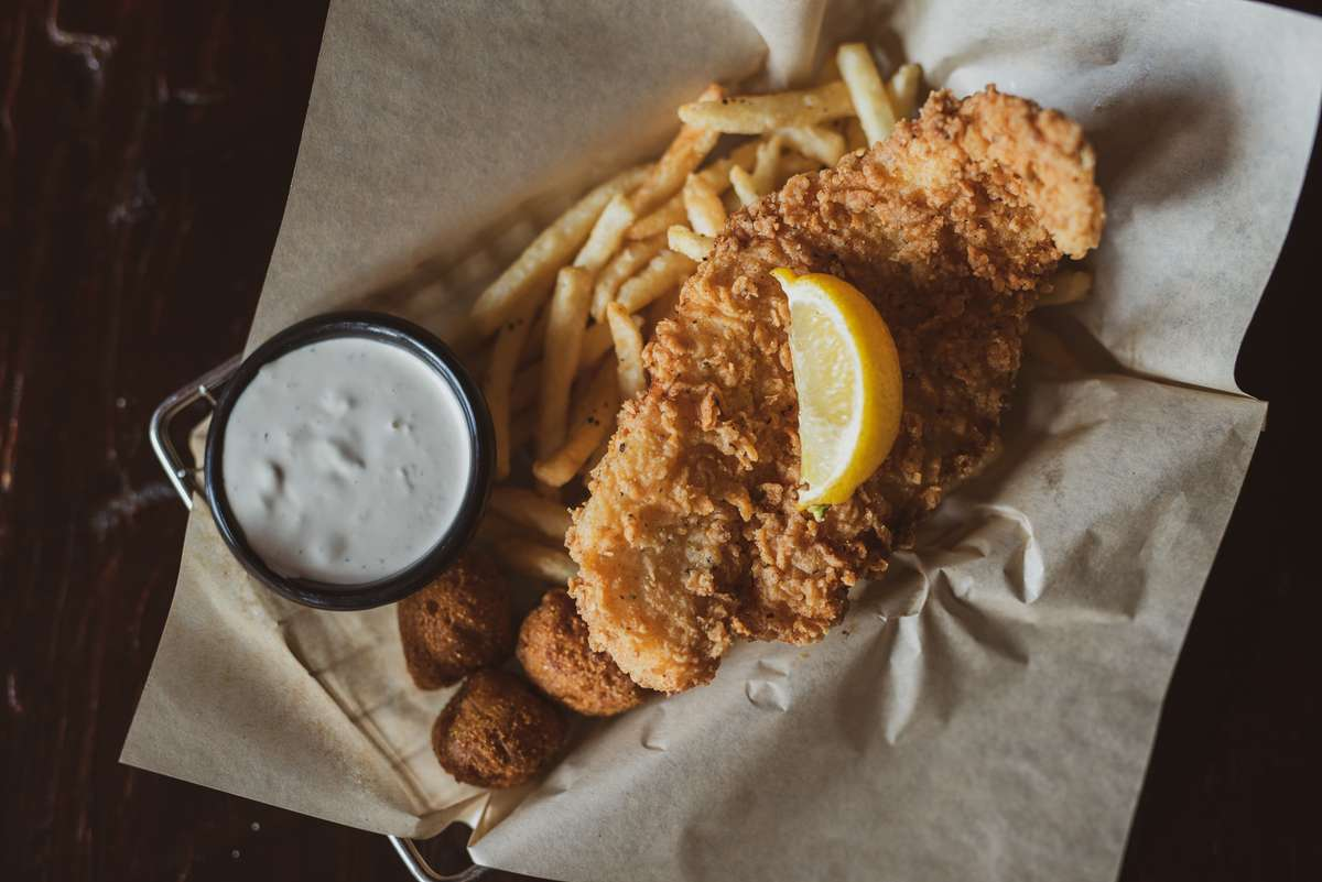 New Mexico Fish & Chips