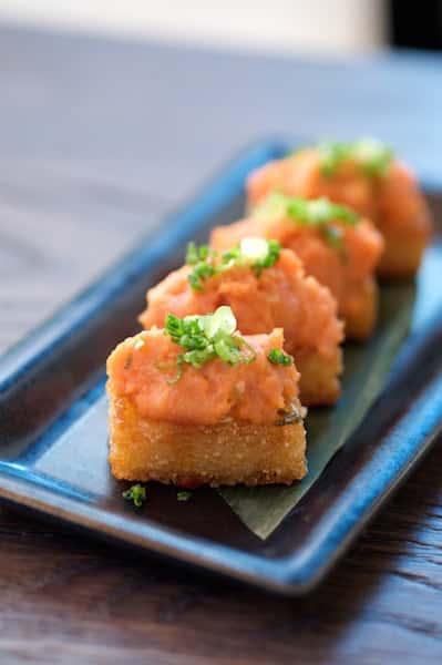Crispy Rice Tuna