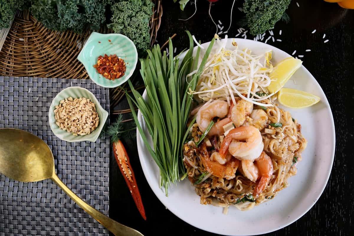 Late-night Thai food in LA