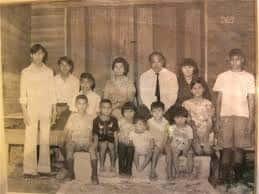 southern thai family