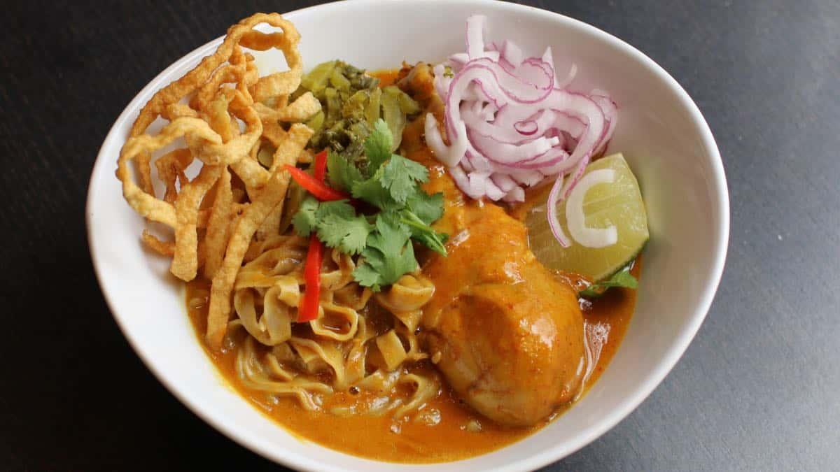 Khao Soi Chicken