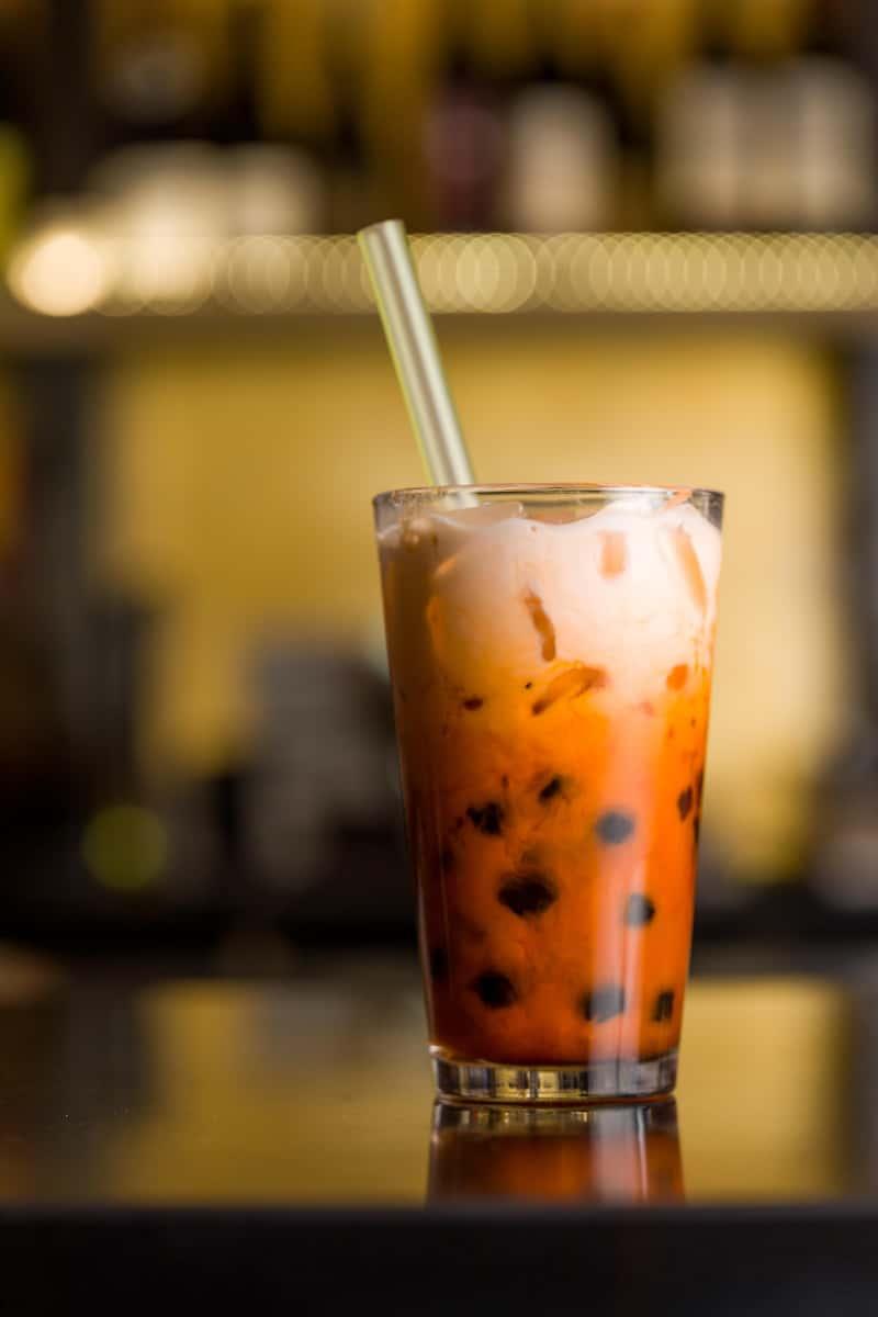 Boba Thai Iced Tea