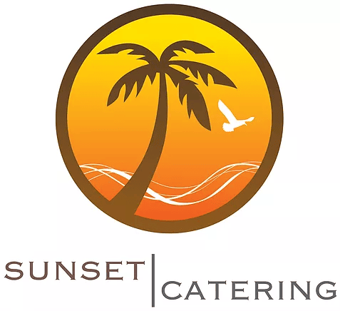 sunset catering logo
