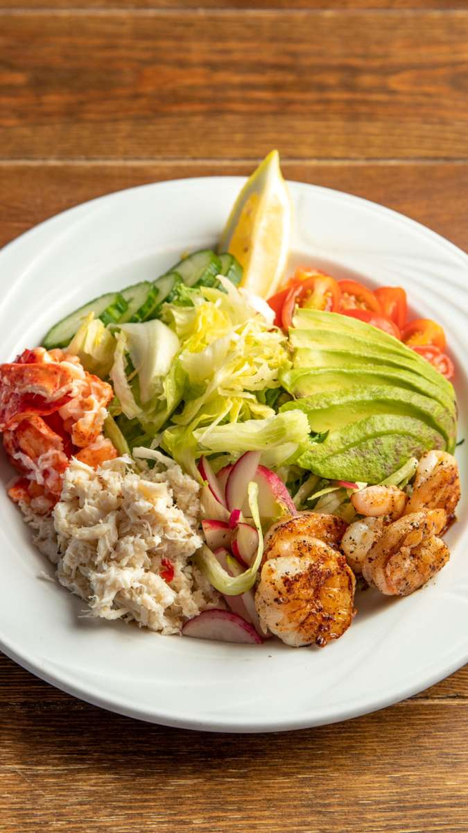 Newport's Finest Salad