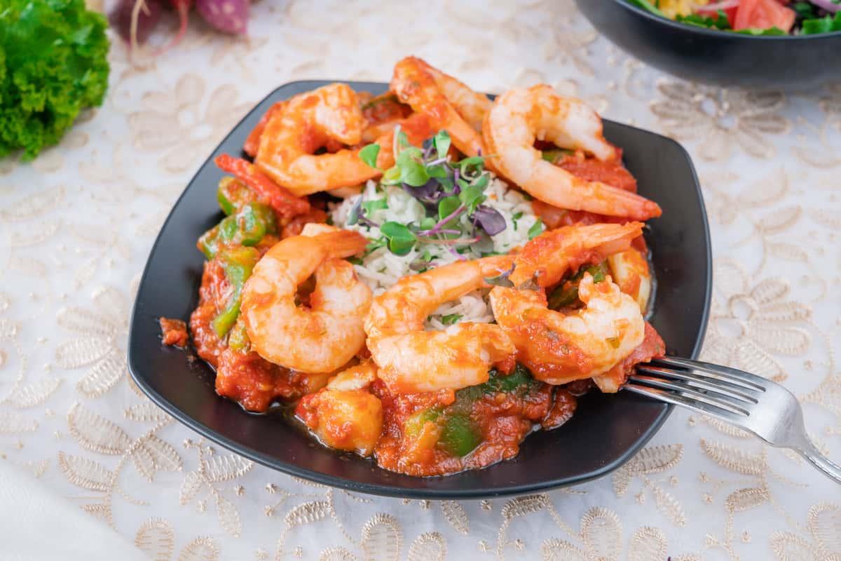 N awlins Shrimp Creole