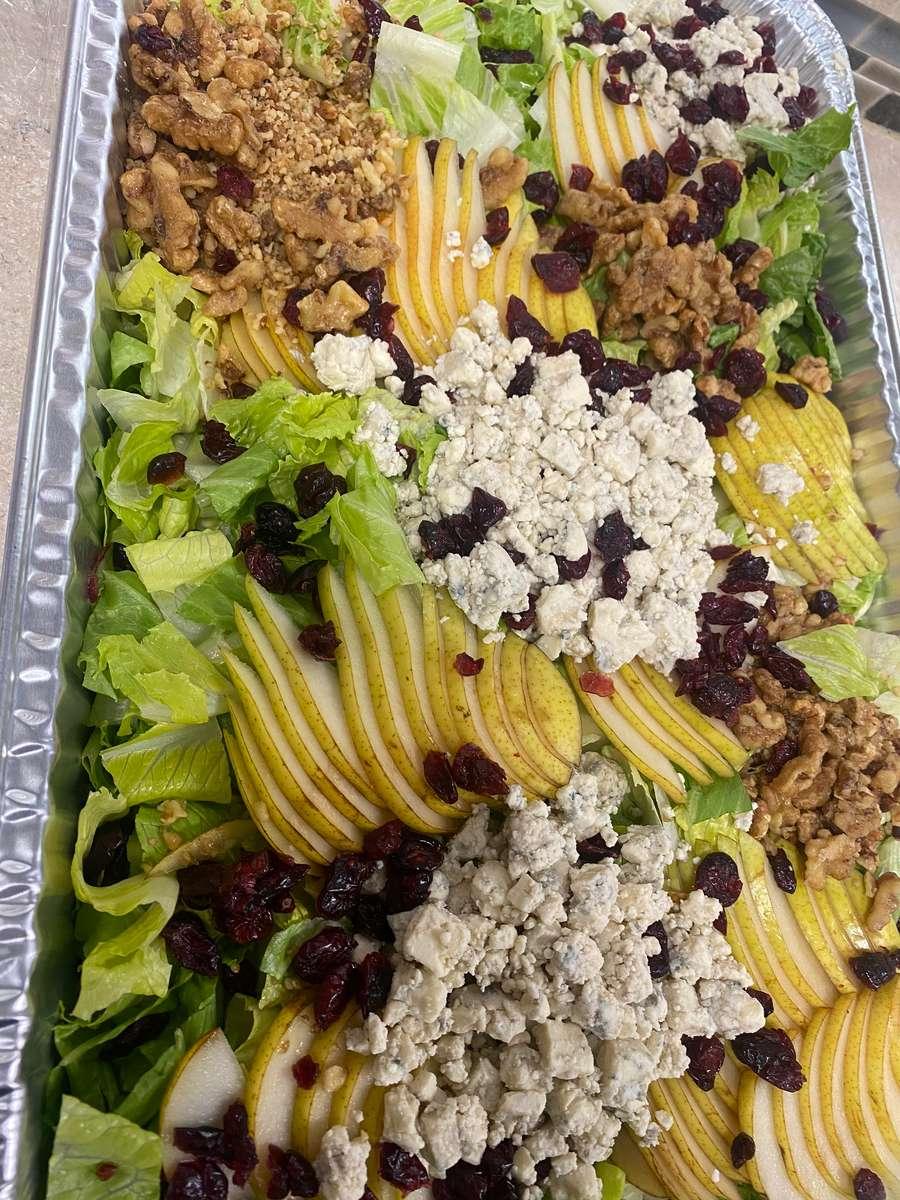 The Pear Salad
