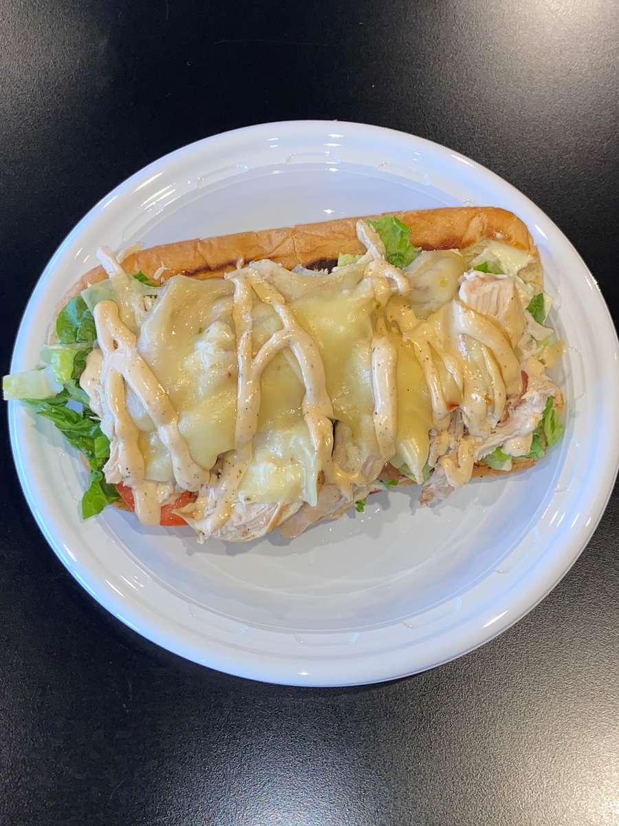 Wild Chicken Sandwich