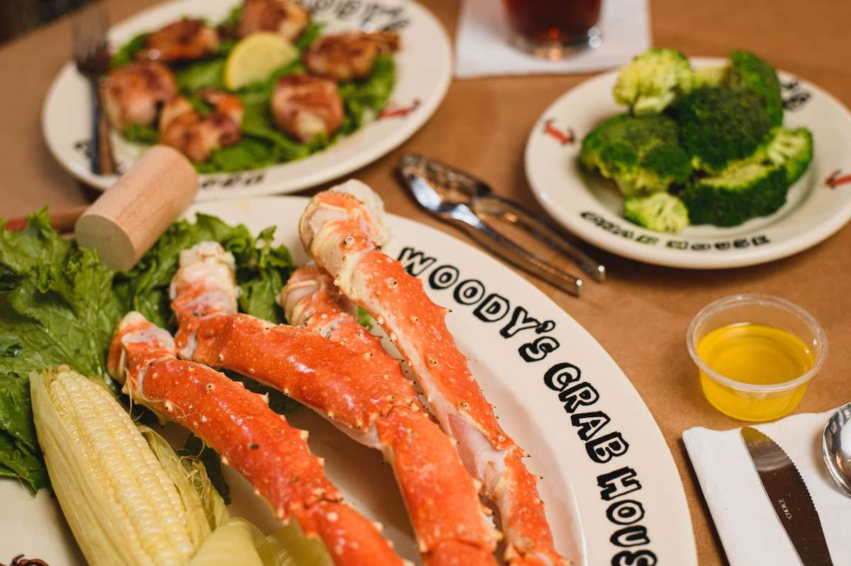 Alaskan King Crab Legs