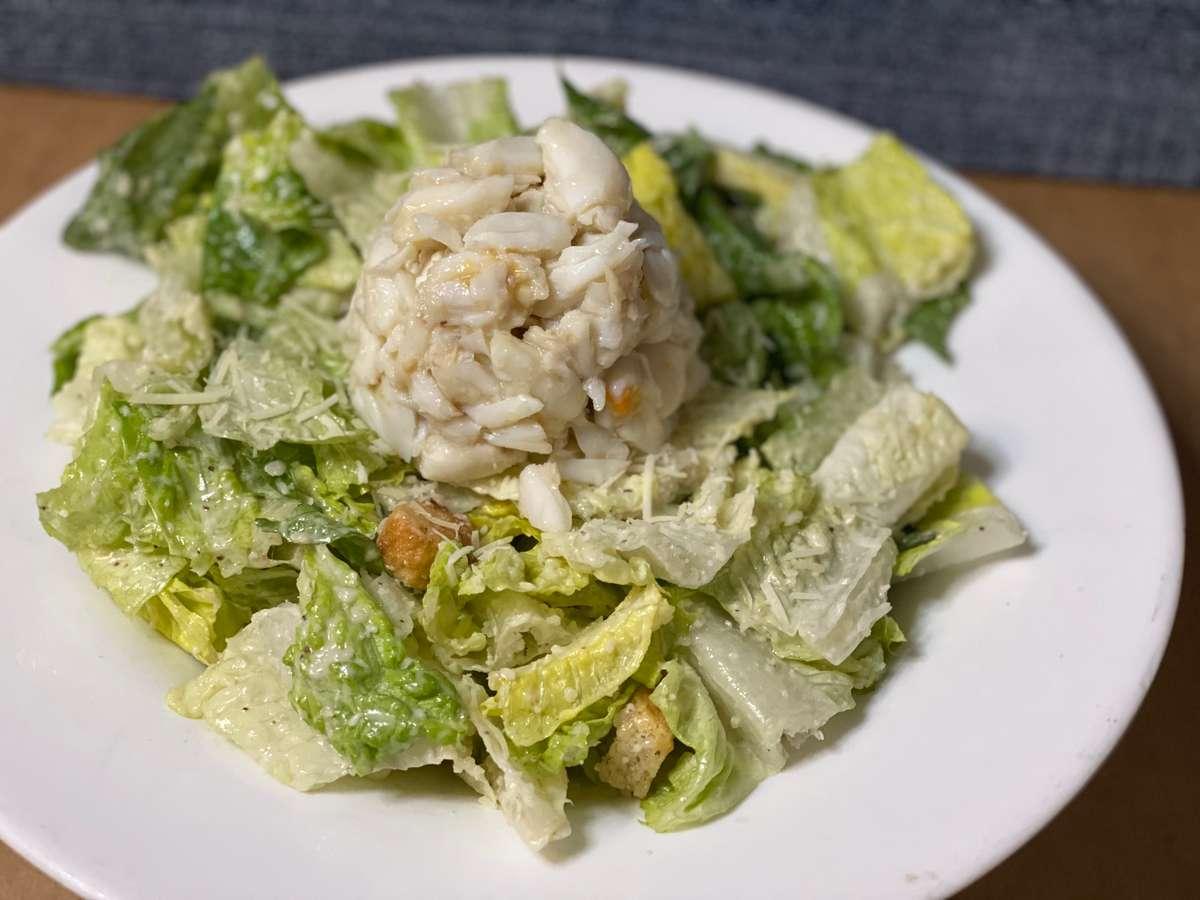 Jumbo Lump Crab Salad