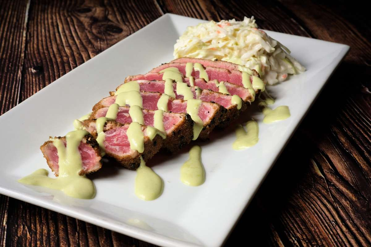 Seared Ahi Tuna*